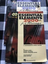 essential elements for strings : a comprehensive string method : 2 books in Aurora, Illinois