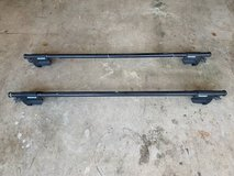 "Yakima 48"" Round Bars w/ Rail Grabber Towers in Vista, California"