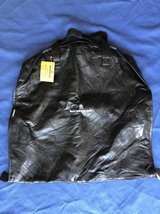 Genuine Leather Patchwork Garment Bag in Chicago, Illinois