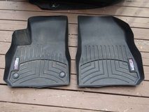 Weather Tech Floor Liners Fits 2016 to 2020 Chevy Malibu  -  Black in Plainfield, Illinois