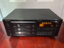 PIONEER PD-TM1 18 DISC MULTI PLAY COMPACT DISC PLAYER in Fairfield, California