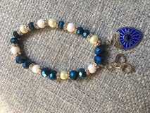 Police Appreciation Beaded Bracelets with Charms in Quantico, Virginia