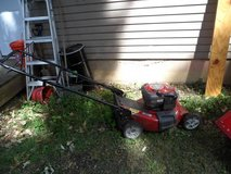 "Craftsmans 21"" lawn mower in Bartlett, Illinois"