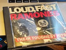Loud, Fast Ramones CD - Their Toughest Hits in Aurora, Illinois