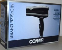 New! Conair Mid-Size 1875W Hair Dryer in Naperville, Illinois