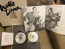 Willie Dixon cd Box - Chess Label  -  Chicago Blues in Aurora, Illinois