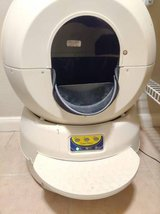 Litter Robot 2 automatic cat litter box w Lip Fence extender upgrade in The Woodlands, Texas
