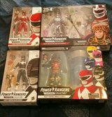 lightning collection power rangers-2 sets & 2 rangers in Fort Bliss, Texas