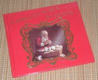 Vintage 1991 1st Edition A Special Place for Santa A Legend for Our Time Hard Cover Book in Morris, Illinois