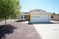 Nice 3 Bedroom Home in Great Area!! Pay No Electri in Fort Bliss, Texas