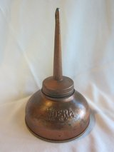 Oil Can Collection Thumb Pump VINTAGE in Lockport, Illinois