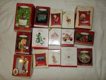 15 hallmark keepsake ornaments in Clarksville, Tennessee