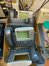 lot of 4 cisco ip phone 7960 used in excellent condition in Joliet, Illinois