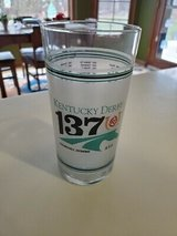 Authentic 2011 Kentucky Derby Official 137th Running Mint Julep Glass Hologram!! in Chicago, Illinois