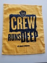Authentic Milwaukee Brewers Rally Towel from Playoffs 3 Years Ago - New! Clean! in Brookfield, Wisconsin