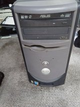 dell dimension desktop - customized comes with a ps2 key board,2,dvd burner in Fort Leonard Wood, Missouri
