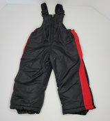 BIB SNOW PANTS * SIZE 24 M/ 2t * PACIFIC TRAIL OUTDOOR WEAR in Naperville, Illinois