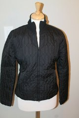 Ann Taylor LOFT Black Quilted Short Jacket, Size 6 in Chicago, Illinois
