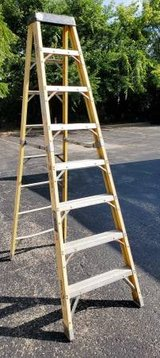Ladder--A Frame in Westmont, Illinois