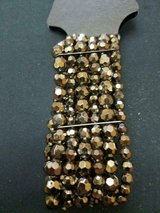 New CHARLES KLEIN Stretch Beaded Bracelet! in Bellaire, Texas