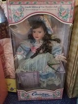 New 1998 Christina Collection by Christina Verdi Ltd Edition Porcelain Doll w/ COA! in Bellaire, Texas