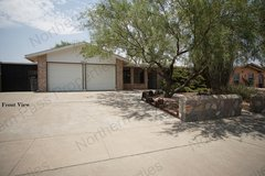 3 Bedroom Home with Refrigerated AC!! in Fort Bliss, Texas