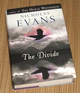 The Divide by Nicholas Evans Novel Hard Cover Book w Dust Jacket in Chicago, Illinois