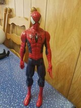 """11"""" TM & DC Poseable Spider-Man Action Figure! in Bellaire, Texas"""