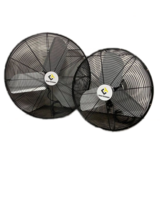 """24"""" oscillating mountable industrial fans in Lake Worth, Texas"""