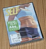 NEW Self Firm Flat Abs Fast DVD w Body Bonus Extra Special Cardio Workout in Joliet, Illinois