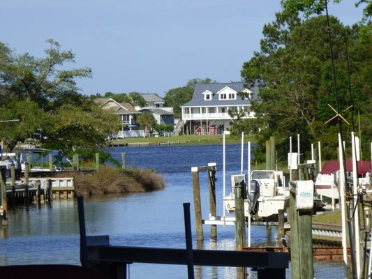 Camp Lejeune Yard Sale >> Bulkheaded Canal Front Lot in Cape Carteret | Rentals & Home Sales for sale on Cherry Point Yard ...