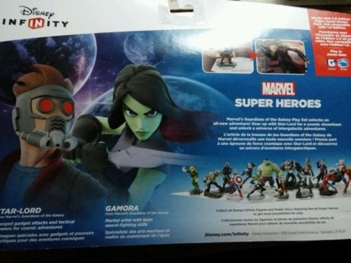 disney infinity 20 guardians of the galaxy playset pack new