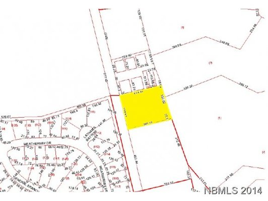 1.5 acre building lot by Creekside school in REmilitary