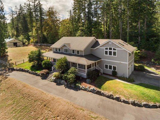 HORSE PROPERTY: 20-Acres, 5 BR Home + 2nd Home in REmilitary