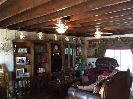 Home + Huge Shop on .74 Acre in REmilitary