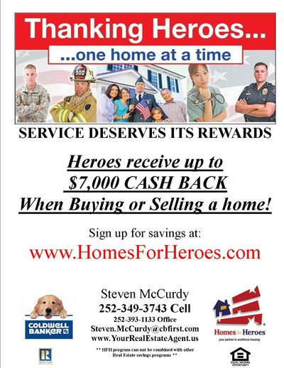 Homes for Heroes wants YOU! in REmilitary