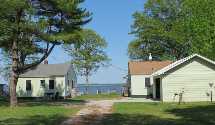 TWO Cottages on the Water in REmilitary