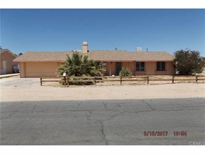 4790 Summore  29 Palms Ca 92277 in REmilitary