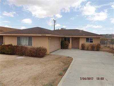 6225 Mariposa Ave 29 Palms Ca 92277 in REmilitary