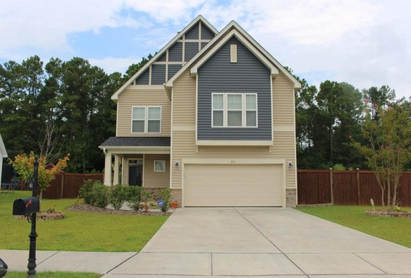 4 Bedroom in Carolina Forest - w/Washer&Dryer in REmilitary