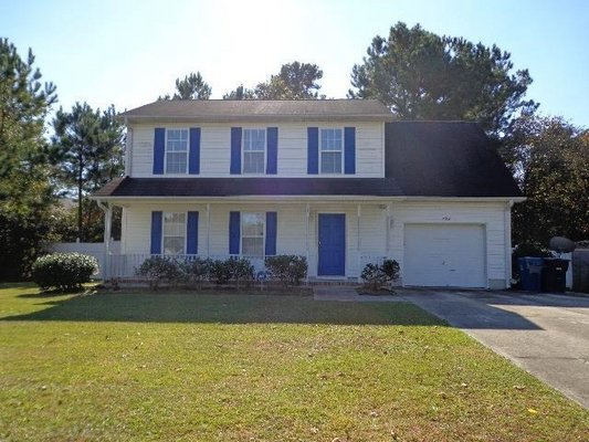 For Rent: 402 Huff Drive in REmilitary