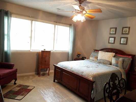 Closets and More Closets- MOVE IN READY in REmilitary