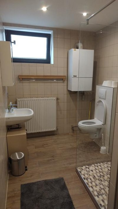 Practical 1 bed studio flat in Ramstein in REmilitary