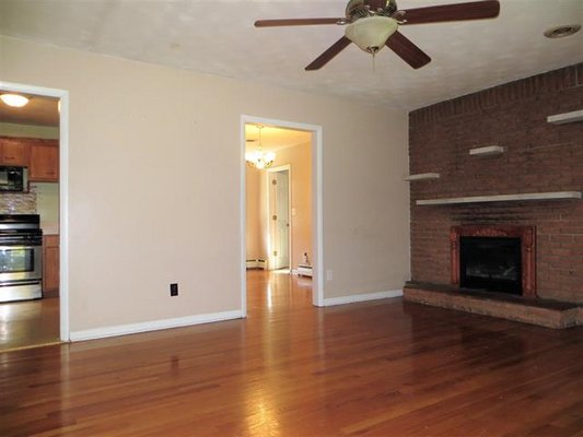 Large Ranch Home with Walkout Basement on 1 acre in REmilitary