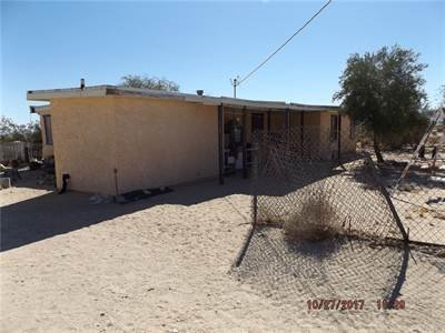 1541 Shoshone Valley Rd  29 Palms Ca 92277 in REmilitary