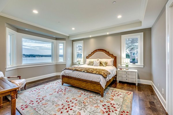 NEW WATERFRONT HOME on Puget Sound in REmilitary