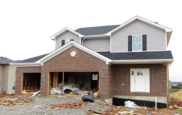 New Construction 2 Story with 4 bedrooms, 3.5 bath in REmilitary