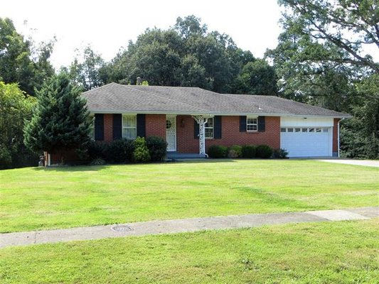 Brick Ranch with 3 bedrooms, 2 baths in REmilitary