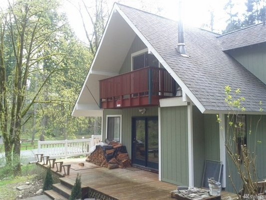 Your cabin nestled in the woods! in REmilitary