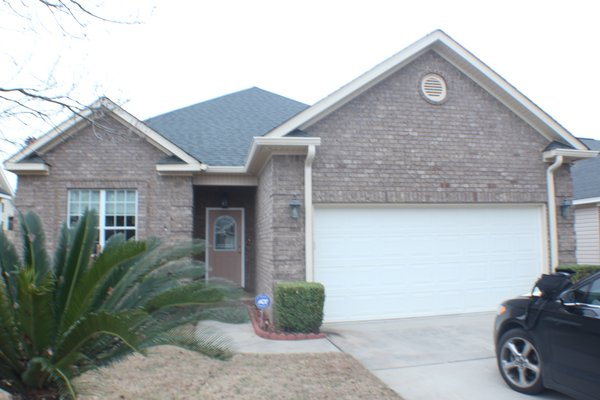 180205- Full brick home offering a 2 car garage. in REmilitary